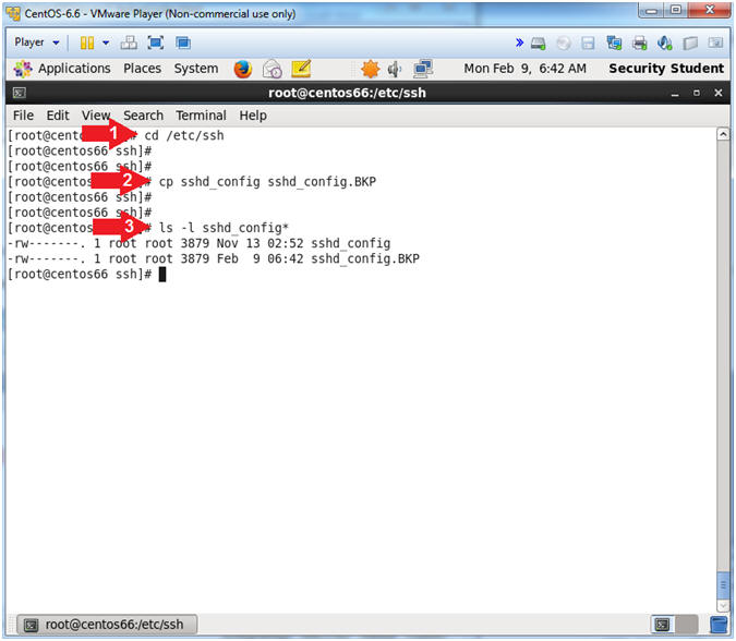 how to change host file in centos