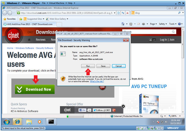 b o m t th ng tin install avg antivirus free 2013. Black Bedroom Furniture Sets. Home Design Ideas