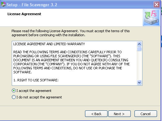 file scavenger 5.2 license key free