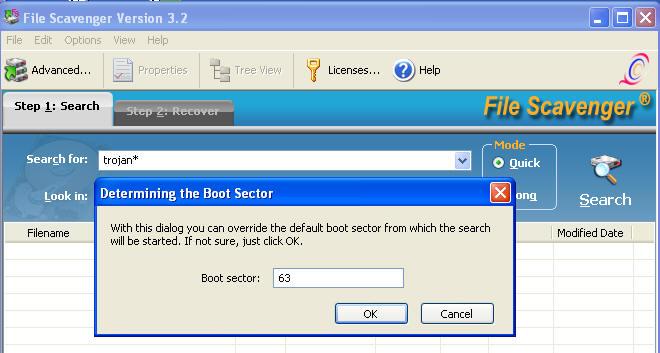 file scavenger 3.2 license key crack