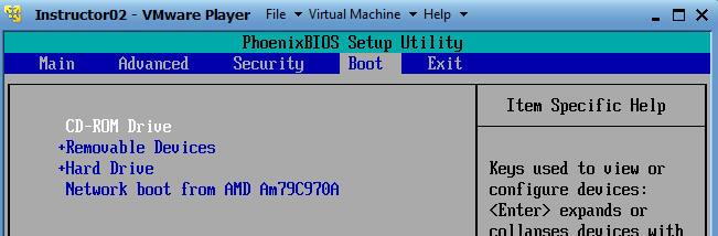 Hiren's: Boot CD: Booting a Windows VM into Hiren's
