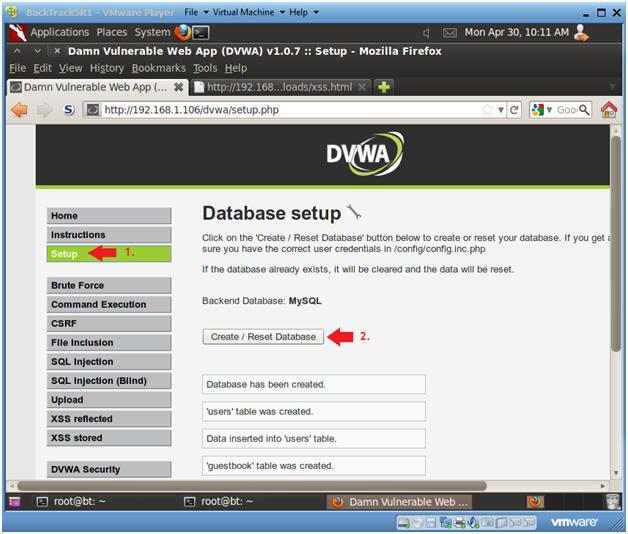 Damn Vulnerable Web App Dvwa Lesson 9 Cross Site Scripting Xss