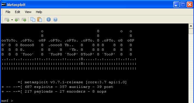 Metasploit: windows/browser/ms10_002_aurora: exploit