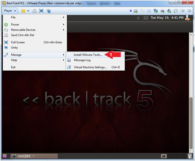 BackTrack: Lesson 1: Installing BackTrack 5 R1