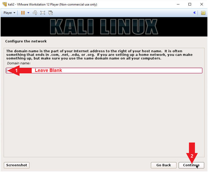 Kali Rolling Edition: Lesson 1: Installing Kali Rolling Edition