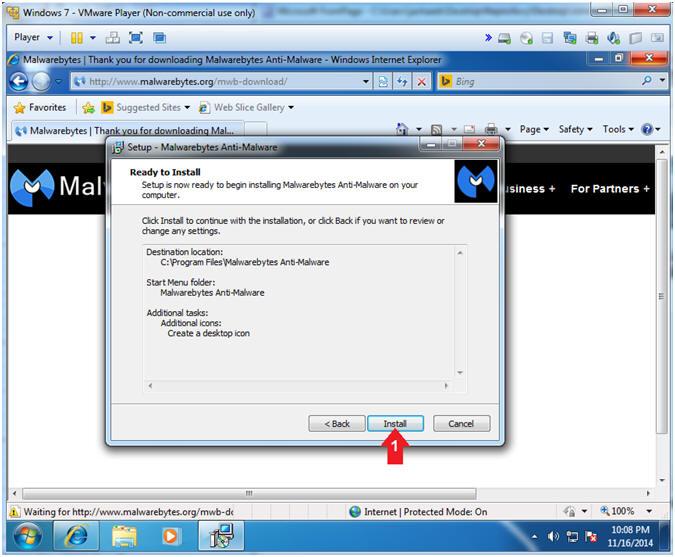 Windows 7 Lesson 10 Malwarebytes Anti Malware